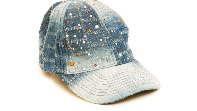 A story of the rhinestone hat